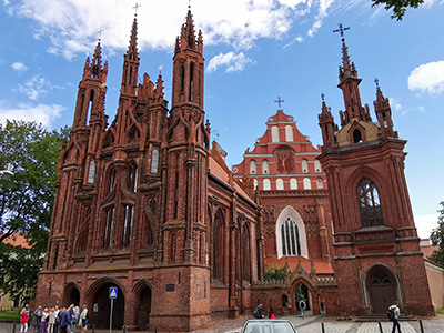 Citytrip Baltische Staten
